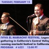 2011 Viva El Mariachi Festival Tour Dates