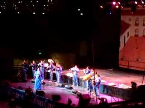 Dates 2011 Tour Viva El Mariachi Festival