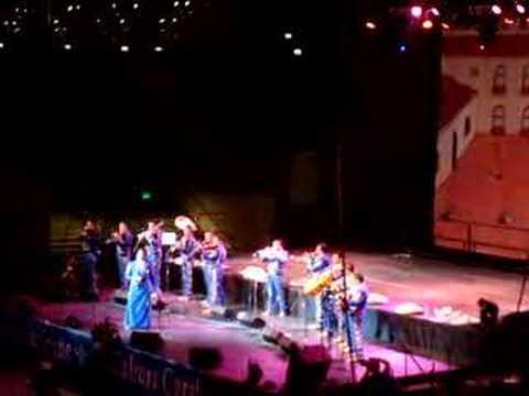Dates 2011 Tour Viva El Mariachi Festival