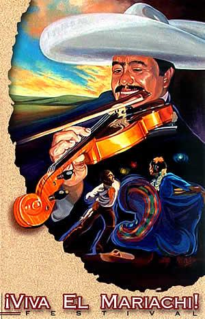 Viva El Mariachi Festival Mccallum Theatre