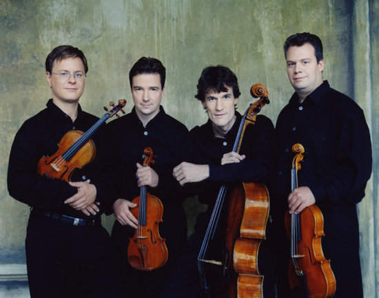 Tickets Vogler String Quartet