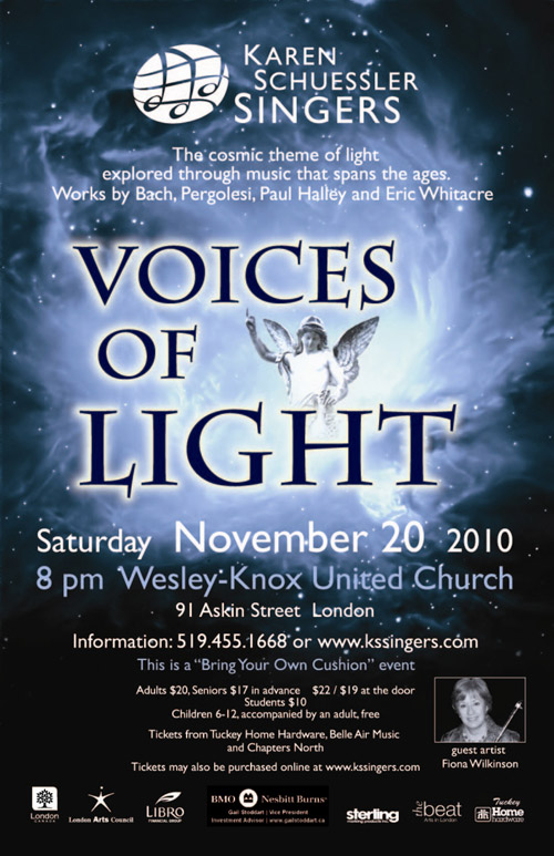 Voices Of Light Tickets Zeeland