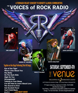Voices Of Rock Radio Tickets Leach Ampitheater