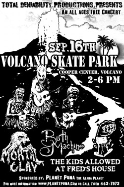 Show Volcano Tickets