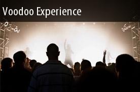 Voodoo Experience 2011 Dates