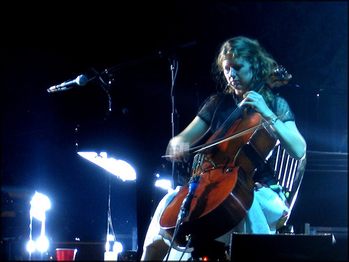 Concert Vyvienne Long