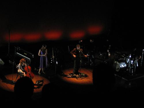 Vyvienne Long Concert