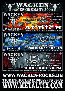 Wacken Rocks Dorpstedt