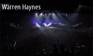Tickets Warren Haynes Show