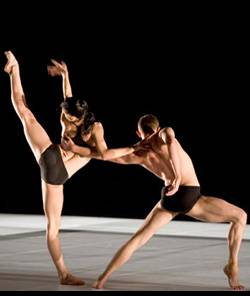 Wayne Mcgregor Newmark Theatre Tickets