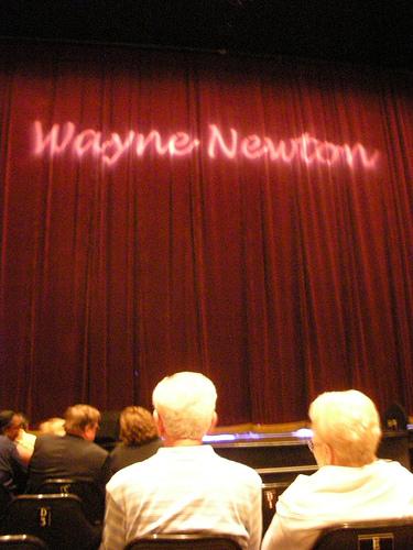 Show Wayne Newton 2011