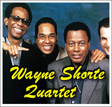 Wayne Shorter Los Angeles CA