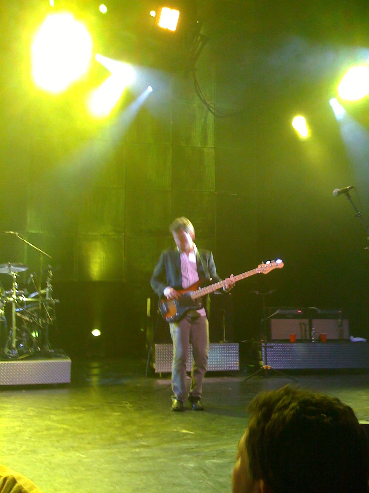 2011 Wedg Edgefest Show