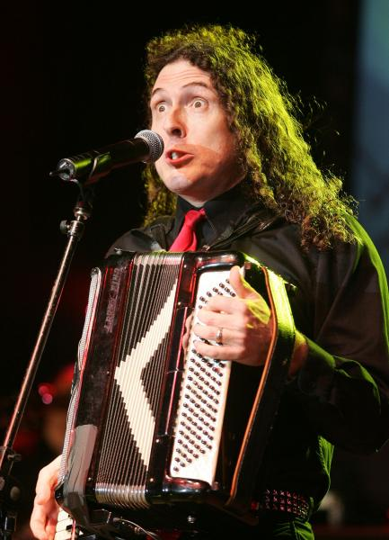 Weird Al Yankovic Del Mar