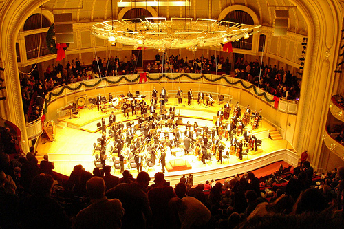 Welcome Yule Tickets Chicago Symphony Center