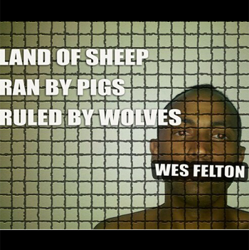 Wes Felton 2011 Dates