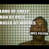 Wes Felton 2011 Show