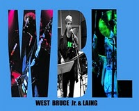 West Bruce Jr And Laing 2011 Dates