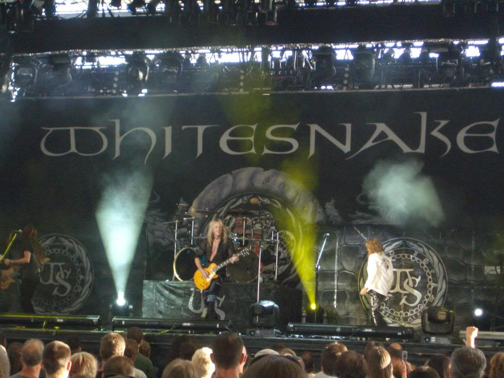 Whitesnake Wisconsin State Fair Tickets