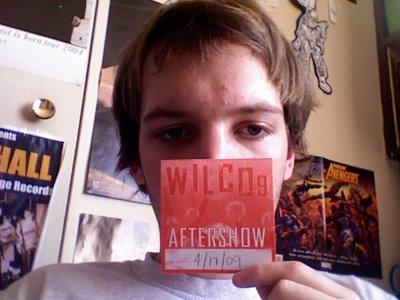 Show Wilco 2011