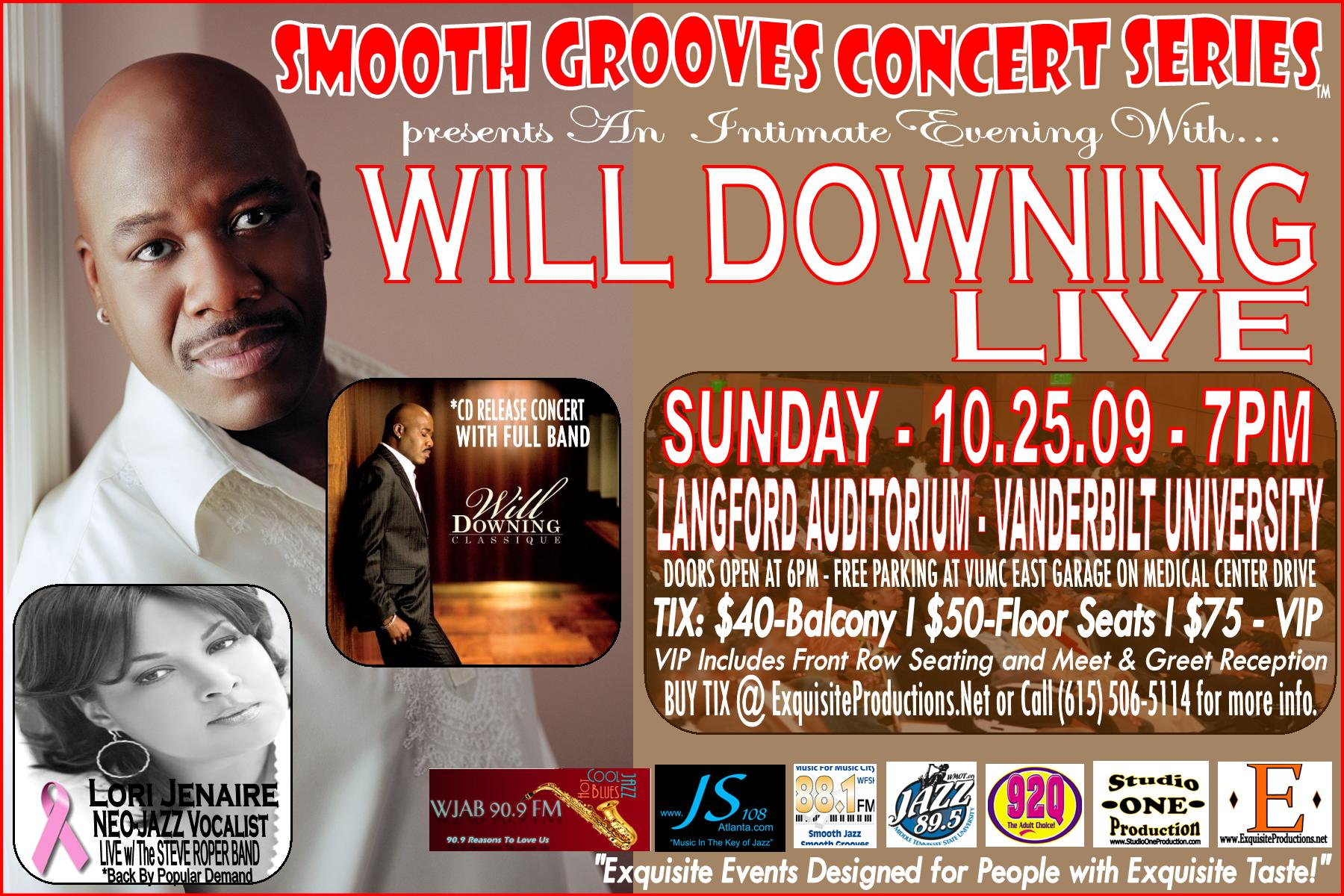 Show 2011 Will Downing