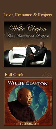 Willie Clayton Tickets