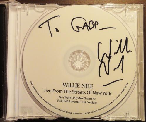 2011 Dates Willie Nile