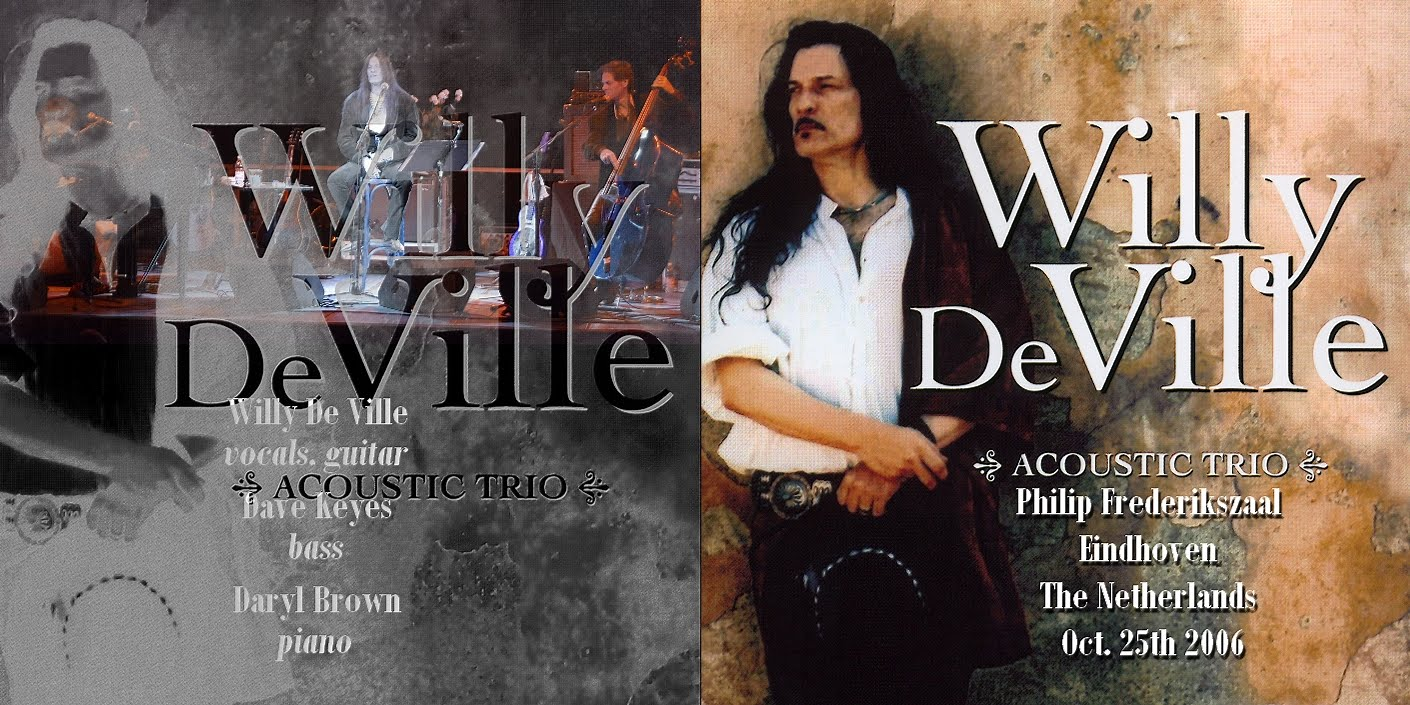 Show 2011 Willy Deville Trio