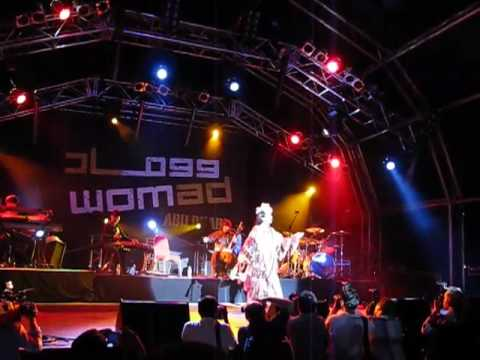 2011 Womad Dates Tour