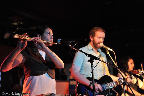 Woodpigeon Concert