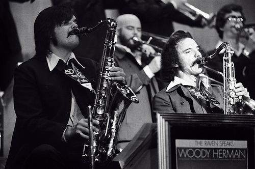 Woody Herman Orchestra Show Tickets
