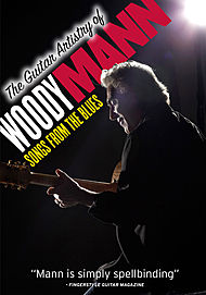 Dates Tour Woody Mann 2011