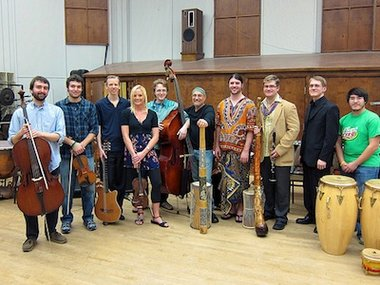World Music Ensembles Tickets Northridge