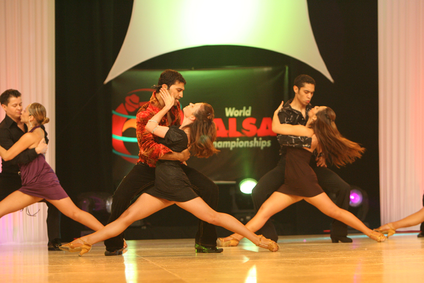 Dates 2011 World Salsa Championship