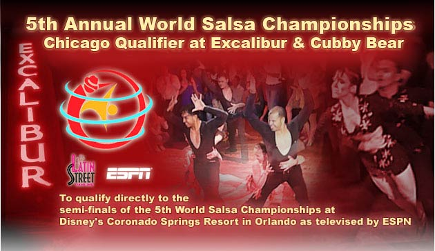 World Salsa Championship Tickets Show