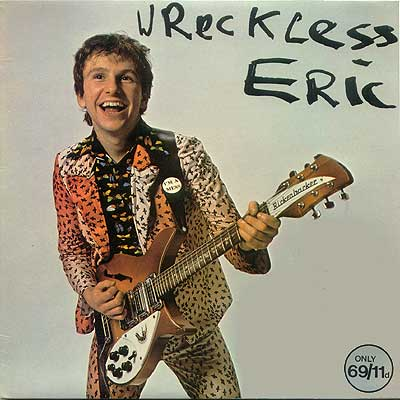 Wreckless Eric Tickets Detroit