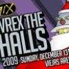 Wrex The Halls Concert