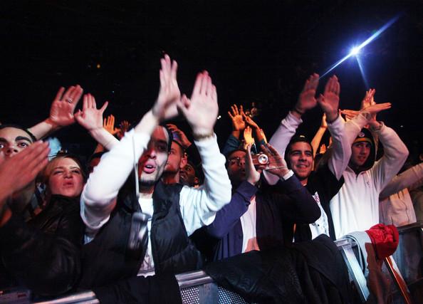 Concert Wu Tang Clan