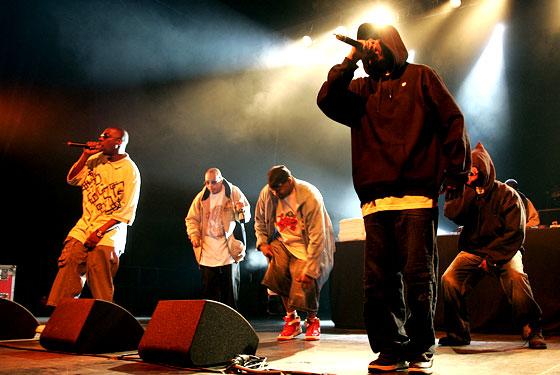 Wu Tang Clan Show 2011