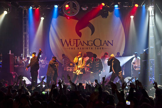 Wu Tang Clan Tickets