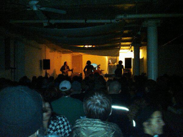Wye Oak 2011 Show