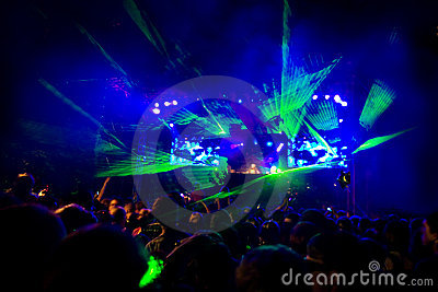 Show X Raves 2011