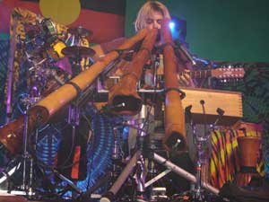 Tour Dates 2011 Xavier Rudd