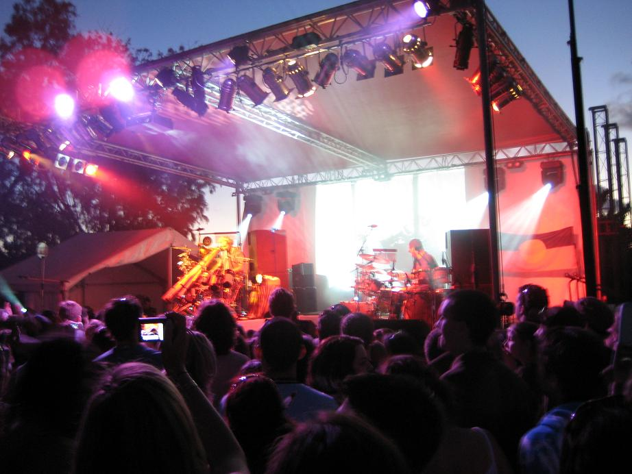 Xavier Rudd 2011 Dates