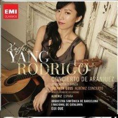 Xuefei Yang Dates 2011 Tour