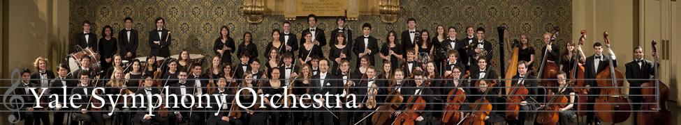 Yale Symphony Orchestra Battell Chapel