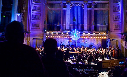 Yale Symphony Orchestra Tickets Battell Chapel