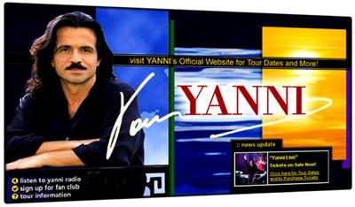 Yanni 2011