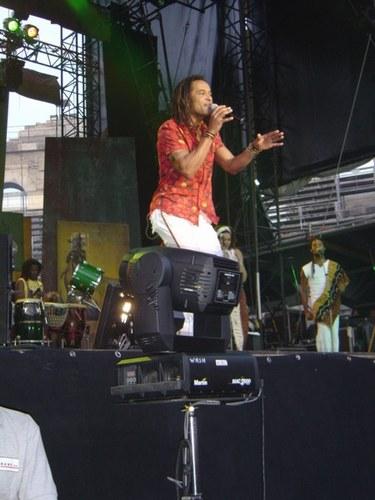 Yannick Noah 2011