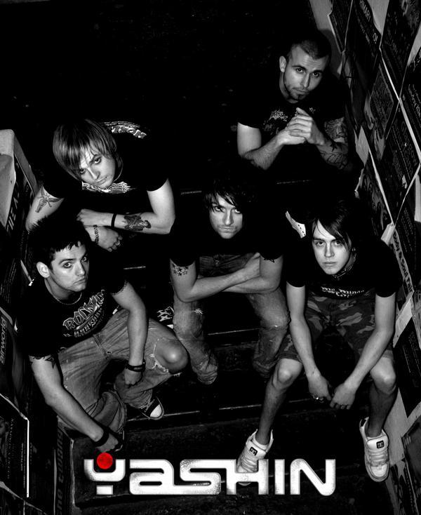 Tour Dates Yashin 2011